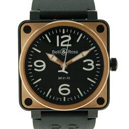 Bell&Ross【ベル&ロス】 腕時計 K18ピンクゴールド/SS メンズ