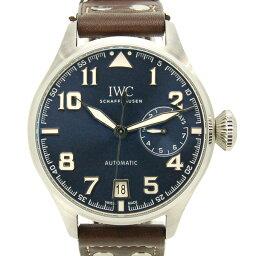 IWC【IWC】 SS/ レザー IW500908 メンズ
