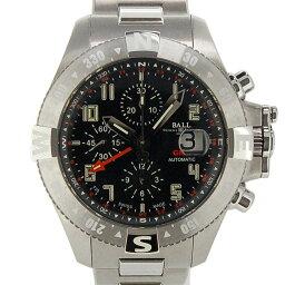 BALL WATCH【ボール】 GMT2 DC3036C-SAJ-BK 腕時計 チタン メンズ