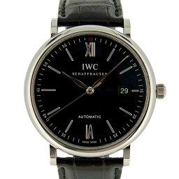 IWC【インターナショナルウォッチカンパニー】 IW356502 腕時計 SS メンズ