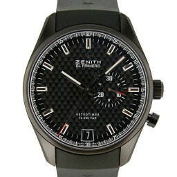 ZENITH【ゼニス】 75.2030.4055/21.R580 7544 腕時計 SS メンズ