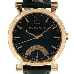 BVLGARI【ブルガリ】 SBP42BGLDR 腕時計 /18K/PG メンズ