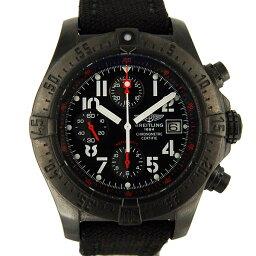 BREITLING【ブライトリング】 M13380 7497 腕時計 SS/ステンレススチール(DLC加工) メンズ