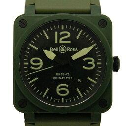 Bell&Ross【ベル&ロス】 腕時計 セラミック メンズ