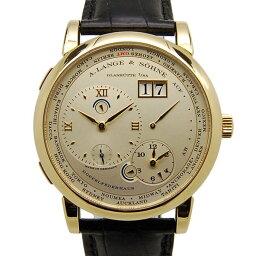 A.LANGE&SOHNE【ランゲ&ゾーネ】 116.021 腕時計 K18イエローゴールド メンズ