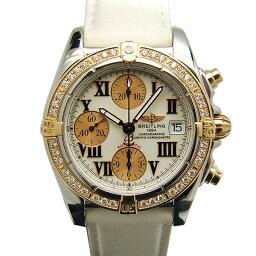 BREITLING【ブライトリング】 C1335853/A655 腕時計 ステンレススチール/PG メンズ