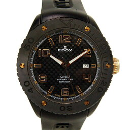 EDOX【エドックス】 80078357RNNIR2 腕時計 ステンレススチール メンズ