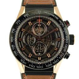 TAG HEUER【タグホイヤー】 CAR2A5C.FT6125 腕時計 /チタン/18Kローズゴールド メンズ