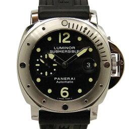 PANERAI【パネライ】 PAM00024 腕時計 /SS(ステンレススチール) メンズ