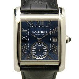 CARTIER【カルティエ】 WSTA0010 腕時計 SS メンズ