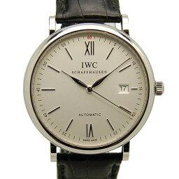 IWC【IWC】 SS/ 革 IW356501 メンズ