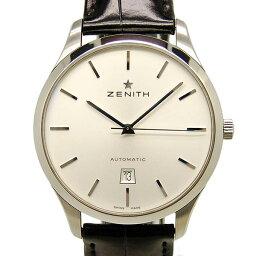 ZENITH【ゼニス】 03.2020.3001/01.C493 腕時計 SS メンズ