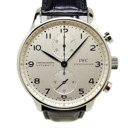 IWC【IWC】 7828 SS/ レザー IW371446 メンズ