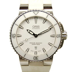 ORIS【オリス】 73376534156R 腕時計 SS メンズ