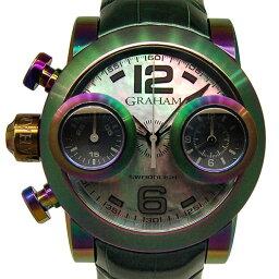 GRAHAM【グラハム】 2SWBB.B39L.C125N 腕時計 /SS(レインボーPVD加工) メンズ