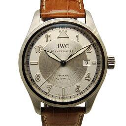 IWC【IWC】 SS/ レザー IW325502 メンズ