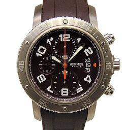 HERMES【エルメス】 CP2.941.435/1C7 腕時計 /ステンレススチール/チタン メンズ