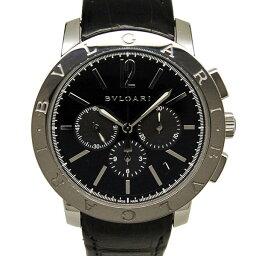 BVLGARI【ブルガリ】 7805 SS/ レザー BB41BSLDCH メンズ