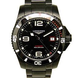 LONGINES【ロンジン】 L3.742.2.56.6 腕時計 /PVD(ステンレススチール) メンズ