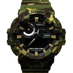 CASIO【カシオ】 GA-700CM-3AJF 腕時計 樹脂系/樹脂系 メンズ