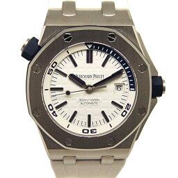 AUDEMARS PIGUET【オーデマ・ピゲ】 15710ST.OO.A010CA.01 腕時計 /ステンレススチール メンズ