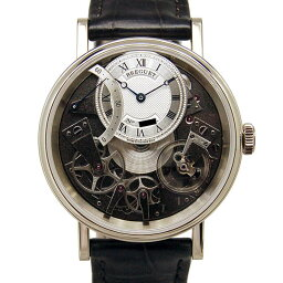 Breguet【ブレゲ】 7097BB/G1/9WU 7745 腕時計 K18ホワイトゴールド メンズ