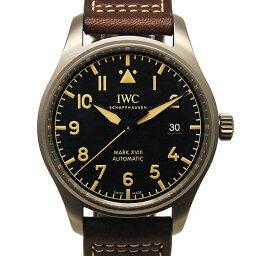 IWC【インターナショナルウォッチカンパニー】 IW327006 腕時計 チタン メンズ