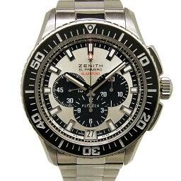 ZENITH【ゼニス】 03.2067.405/51.M2060 腕時計 SS メンズ