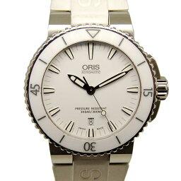 WHITE【ホワイト】 733 7653 4156R 腕時計 SS メンズ