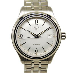 BALL WATCH【ボール】 NM1060D-SJ-WH 腕時計 SS メンズ