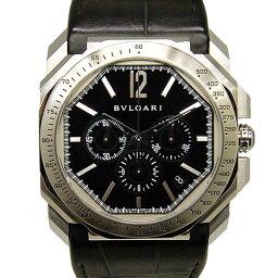 BVLGARI【ブルガリ】 BGO41BSLDCHTA 7575 腕時計 SS メンズ