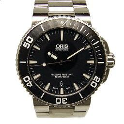 ORIS【オリス】 73376534154 腕時計 SS メンズ