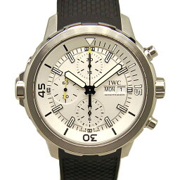 IWC【インターナショナルウォッチカンパニー】 IW376801 腕時計 SS メンズ