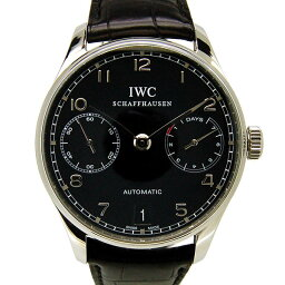 IWC【IWC】 7828 レザー IW500109 メンズ