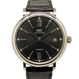 IWC【IWC】 7825 SS/ レザー IW458102 メンズ