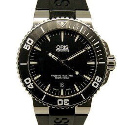 ORIS【オリス】 SS/ ラバー 73376534154 メンズ