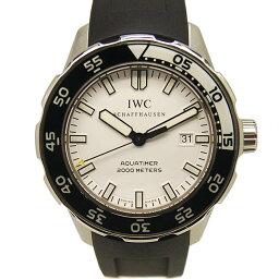 IWC【IWC】 7479 SS/ ラバー IW356811 メンズ