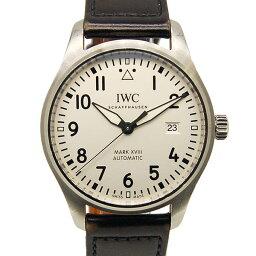 IWC【IWC】 SS/ レザー IW327002 メンズ