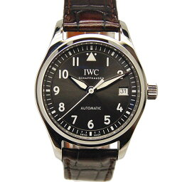 IWC【IWC】 SS/ レザー IW324001 メンズ