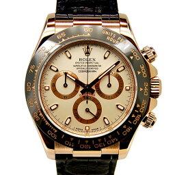 ROLEX【ロレックス】 Ref.116515LN 腕時計 /K18RG(エバーローズゴールド) メンズ