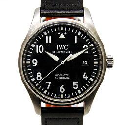 IWC【IWC】 SS/ レザー IW327001 メンズ