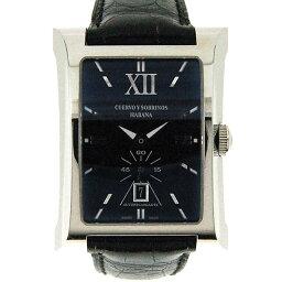 CUERVO Y SOBRINOS【クエルボ・イ・ソブリノス】 A2415 腕時計 SS メンズ