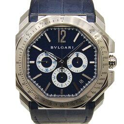 BVLGARI【ブルガリ】 BGO41C3SLDCH/MAS 腕時計 SS メンズ