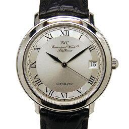 IWC【インターナショナルウォッチカンパニー】 Ref.3209 腕時計 /プラチナ メンズ