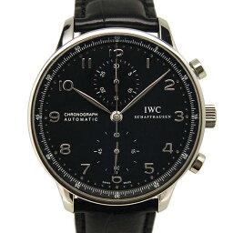 IWC【インターナショナルウォッチカンパニー】 IW371447 7843 腕時計 SS メンズ