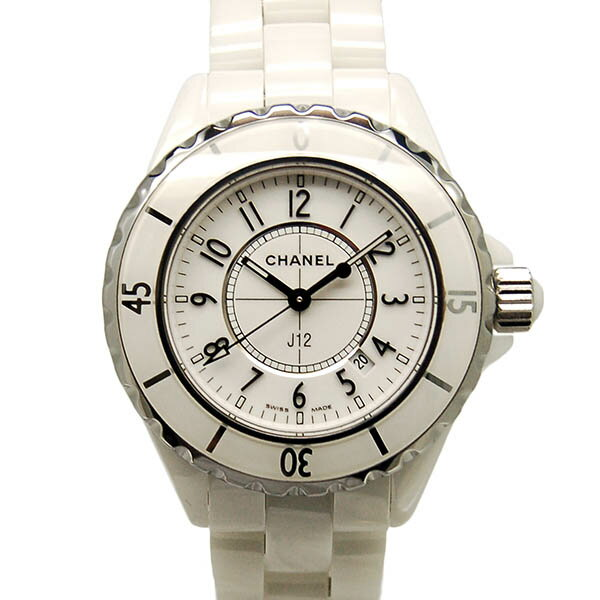info for 18b9d b33f1 CHANEL 7459 Ceramic / Ceramic H0968 Women ー The best place to buy Brand  Watches, Watch Heroes
