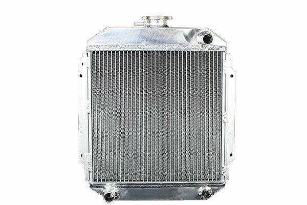 冷却系パーツ, ラジエーター 352mm B110 A12 MT