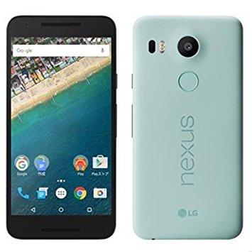 【白ロム】【中古スマホ】【中古携帯】【可】【送料無料】白ロム 中古 Nexus 5x LG-H791 32GB(SI...