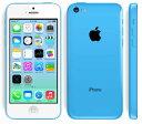 au iPhone5C 16GB ブルー 本体のみ 訳あり 【送料無料】【エコモ】
