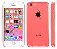 docomo iPhone5C 32GB ピンク 本体のみ Dランク 【白ロム】【中古】【中古スマホ】【中古携帯】【エコモ】